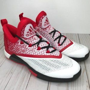 ADIDAS SM On Court Crazylight Boost Red Shoes 11.5